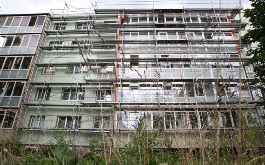 Gyventojams kai kurie daugiabučių modernizacijos aspektai kelia nemažai klausimų