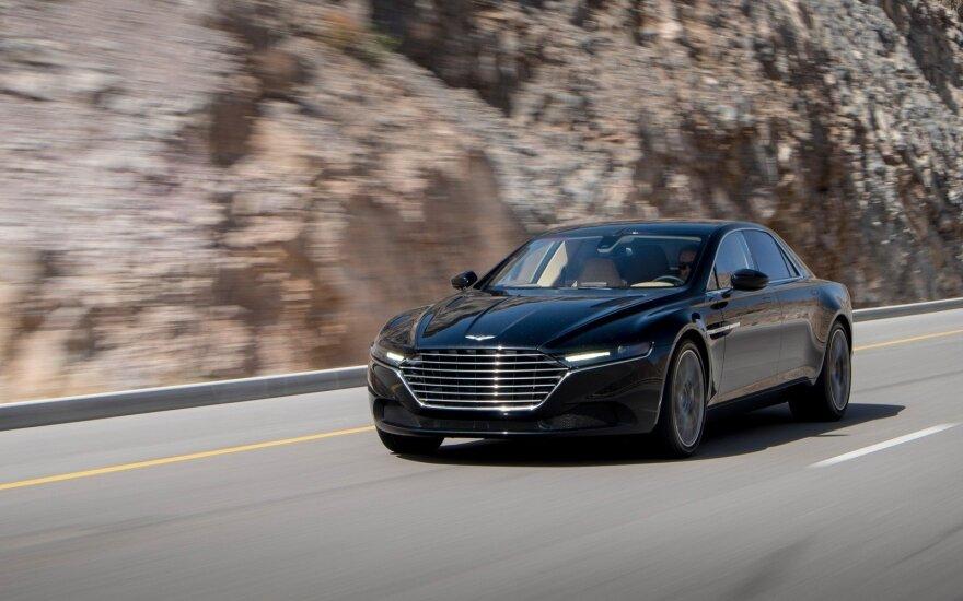"""""""Aston Martin Lagonda Taraf"""""""