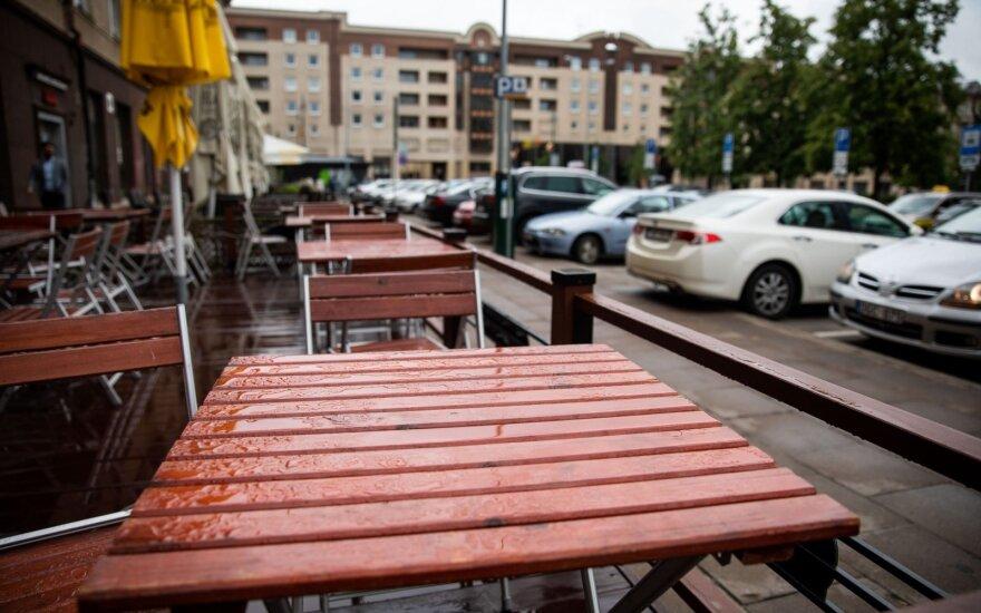 Orai: lietaus išvengti nepavyks