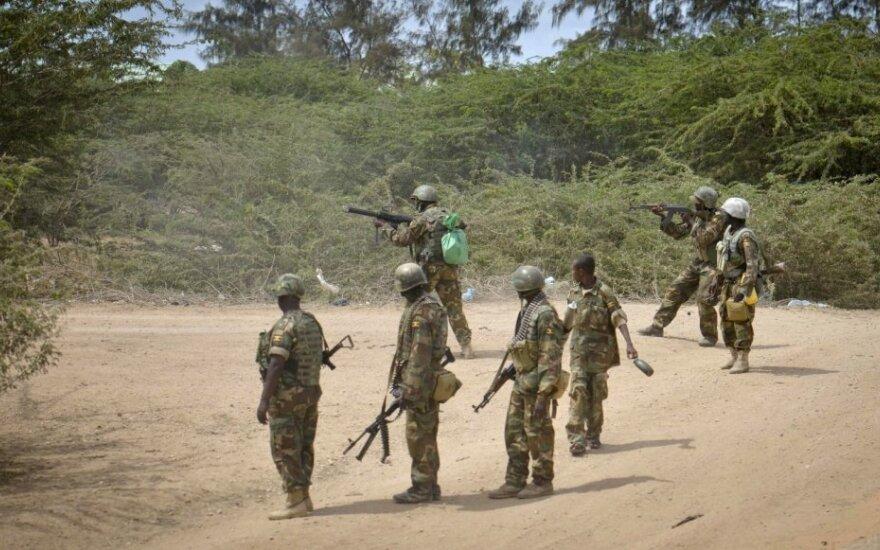 Ugandos kariai