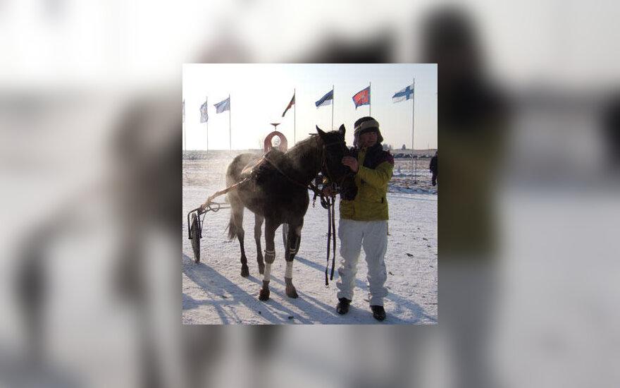"""Žirgų lenktynės """"Sartai 2006"""""""