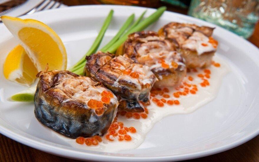 """Konkursas """"Gardžiausi šventiniai žuvies patiekalai"""": sveikiname nugalėtojus!"""