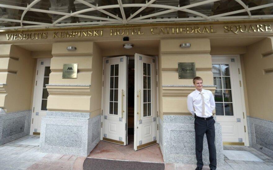 """""""Kempinski"""" viešbutis išrinktas geriausiu Europoje"""