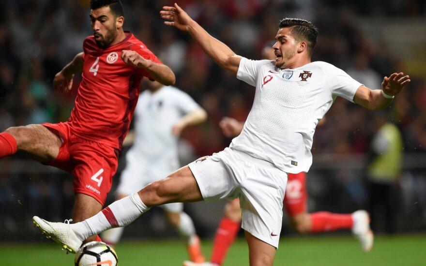 Portugalija - Tunisas