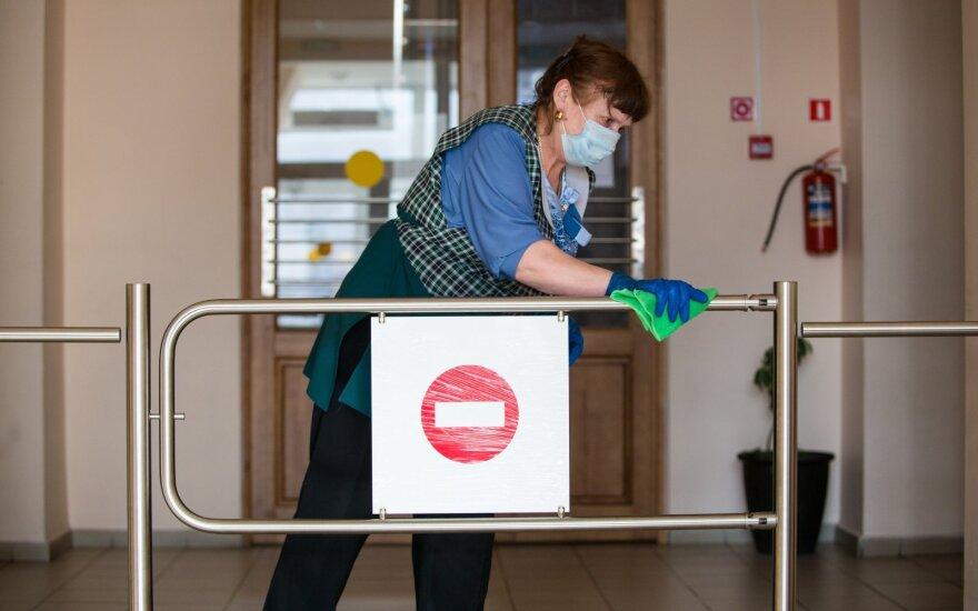 Europoje užfiksuota pirmoji mirtis nuo koronaviruso