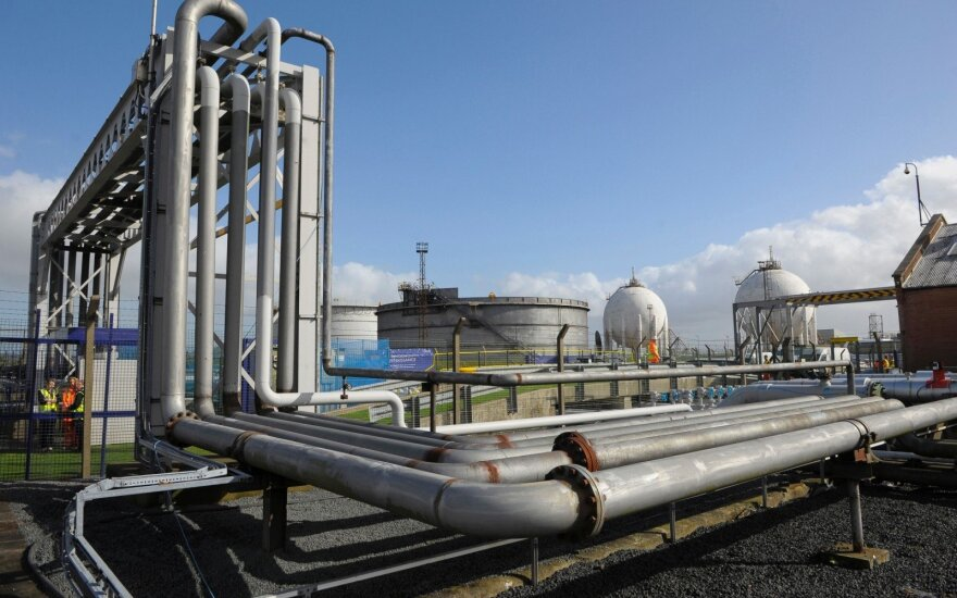 Latvenergo starts selling natural gas in Lithuania