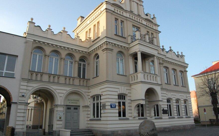 Suvalkų krašto muziejus (A. Žiliuko nuotr.)