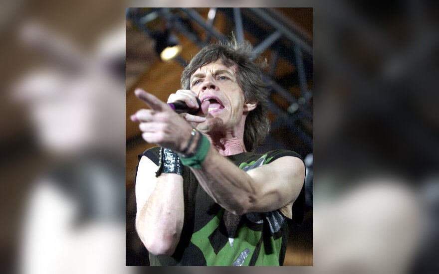 M.Jagger
