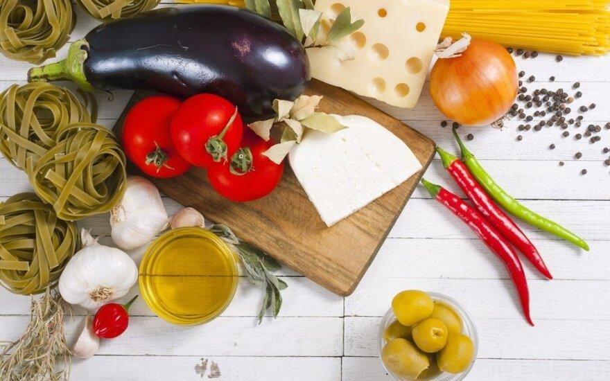 Viduržemio jūros dieta daro stebuklus