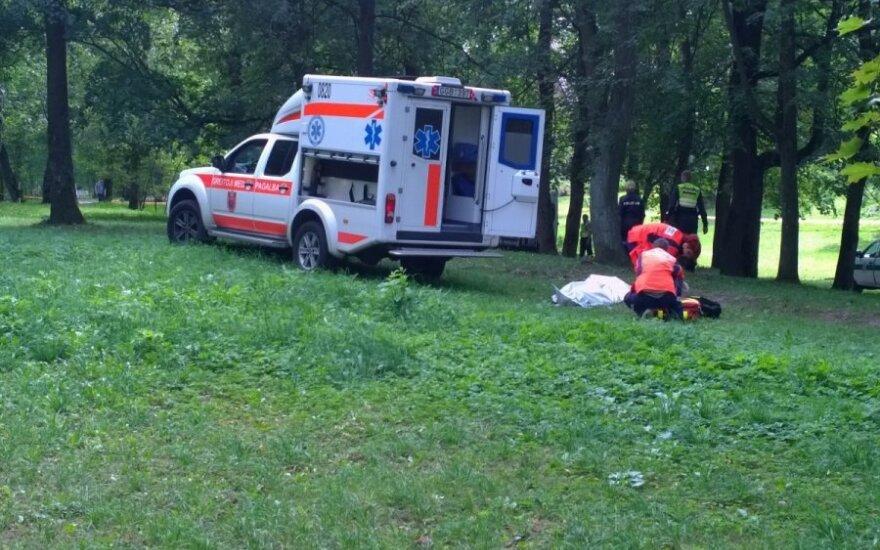 Tragedija Vilniuje: konfliktas gatvėje baigėsi poros mirtimi