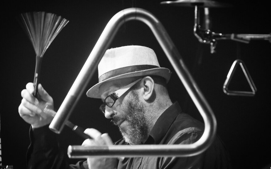 Perkusininkas Arkadijus Gotesmanas