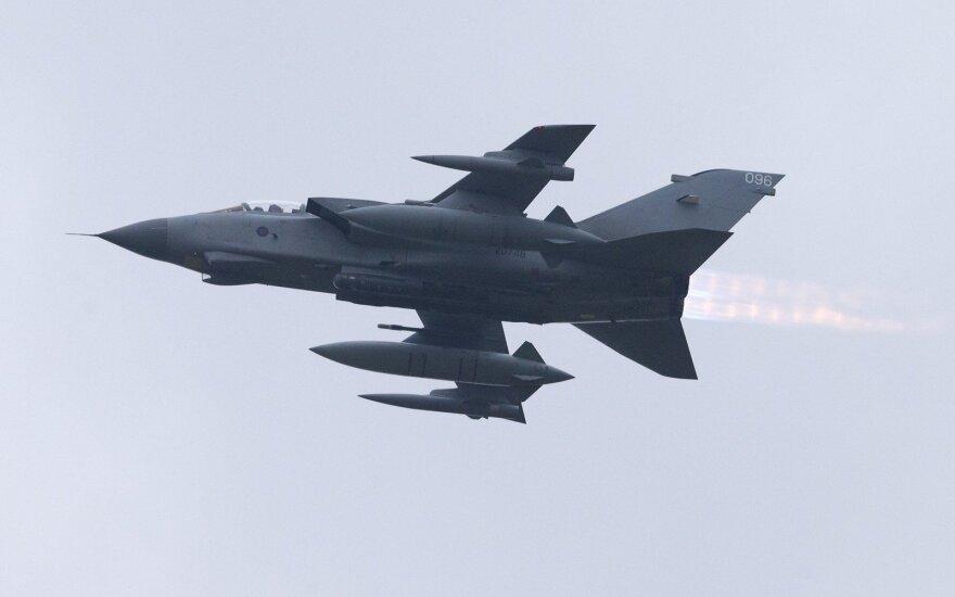 JK kariai intensyviai ruošiasi oro policijos misijai Baltijos šalyse