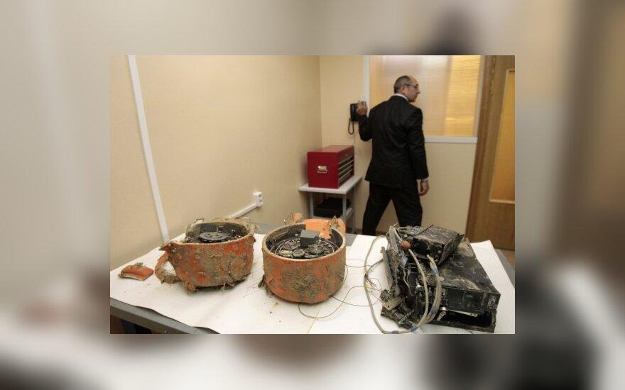 Lenkijos ekspertas: L.Kaczynskio lėktuvo stenograma buvo sukeista