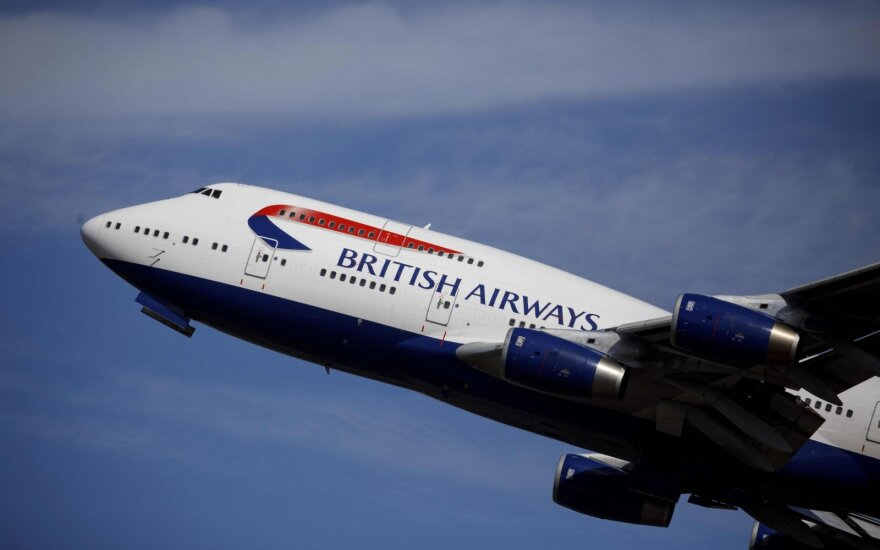 """British Airways"""