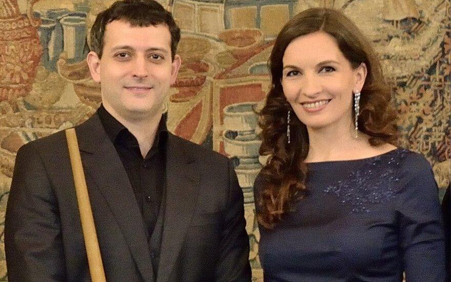 Rodrigo Calveyra, Renata Dubinskaitė