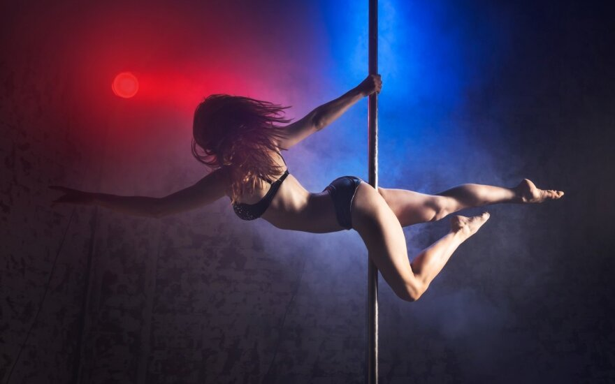 Striptizas