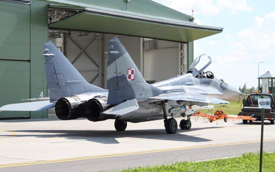 Lithuania's Šiauliai Aviation Base gets new chief