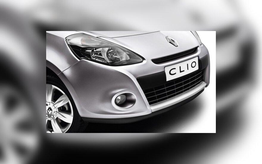 """""""Renault Clio"""" gamyba bus perkelta į Turkiją?"""