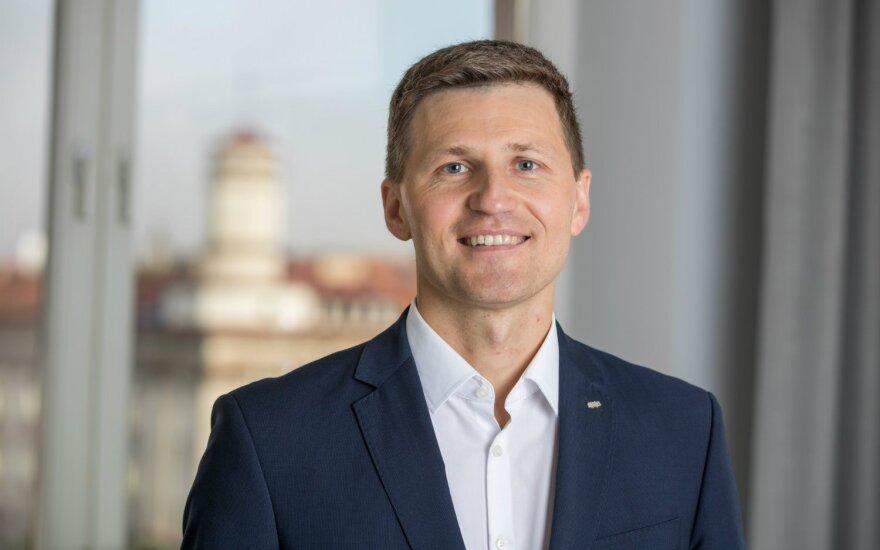 SEB banko valdybos narys Vaidas Žagūnis