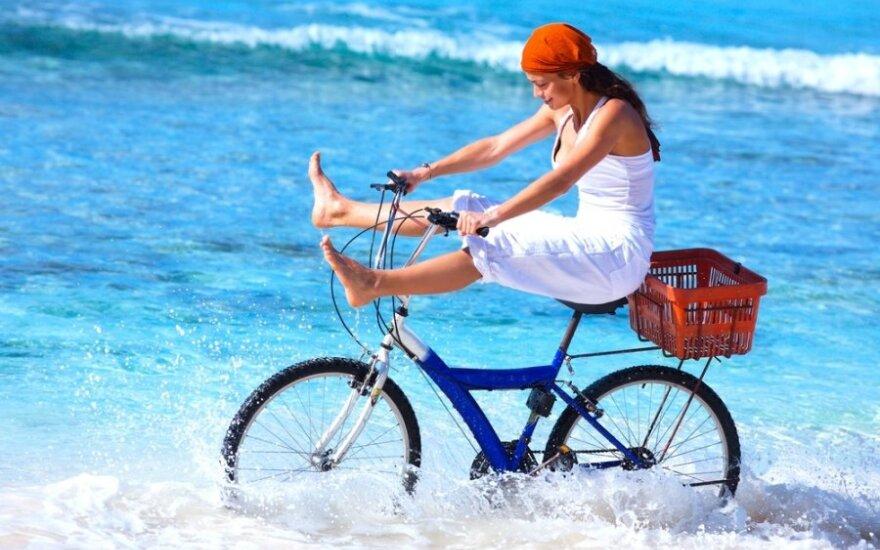 Keliavimo pradžiamokslis ir dviračių maršrutai Lietuvoje
