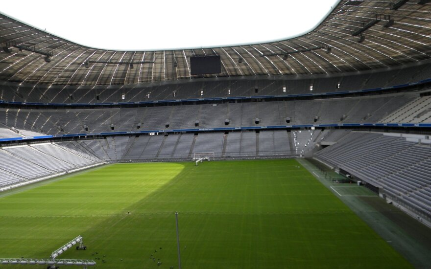 Stadionas Miunchene