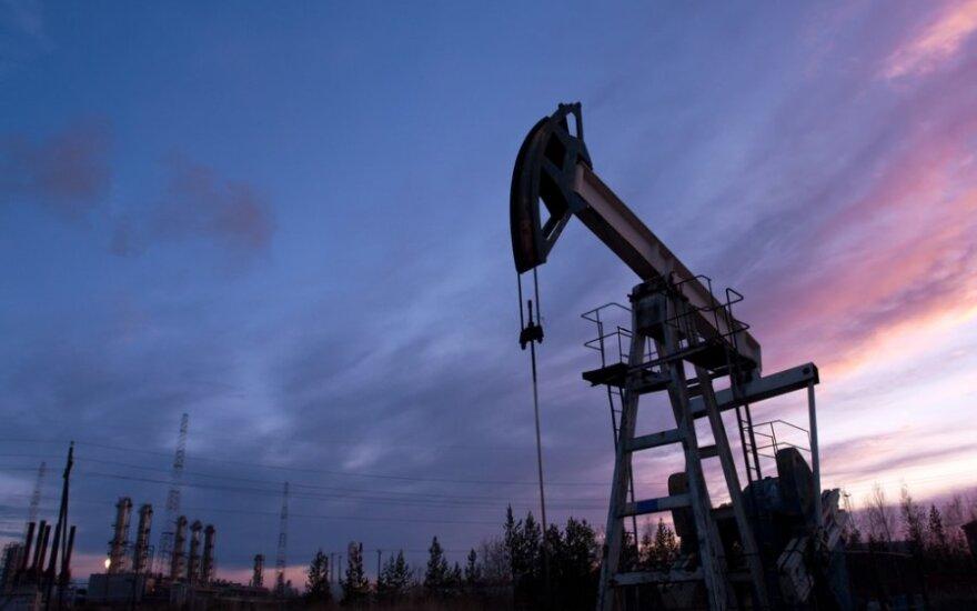 Daugiau analitikų prognozuoja naftos pigimą
