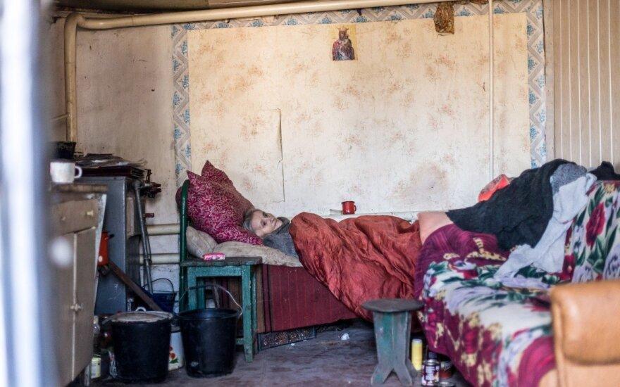 """Gyvena Ukrainos """"separatizmo lizde"""": vieną dieną mus su dukra įmetė į furgono bagažinę ir išvežė"""