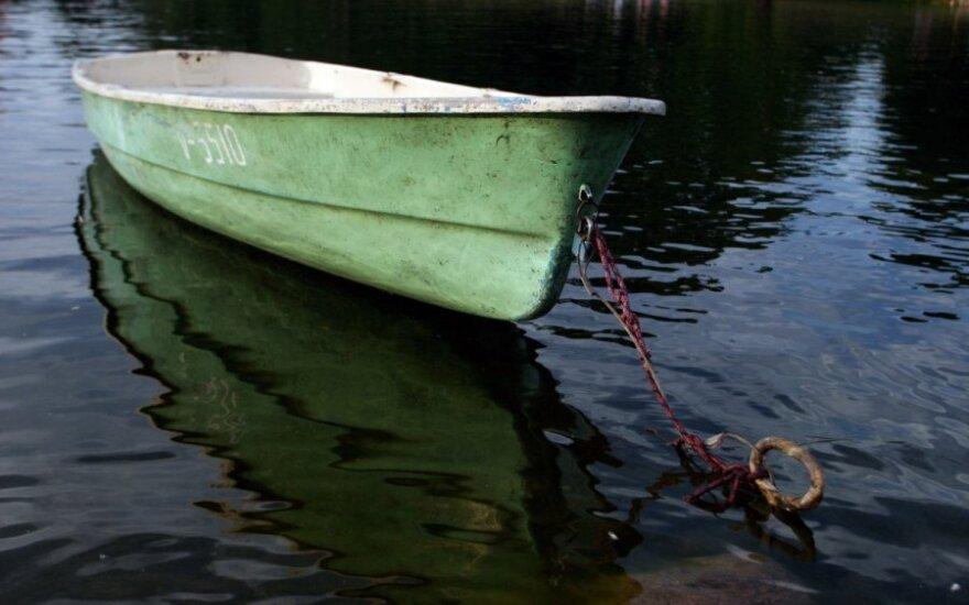 Kaip lietuvis, latvis ir estas viena valtimi plaukė