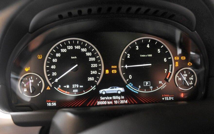 Daugės lėto eismo gatvių – 30 km/val. zonų