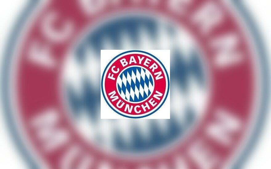 "Miuncheno ""Bayern"" klubo logotipas"