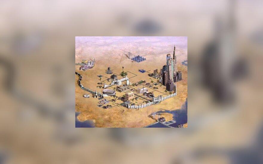 """""""Civilization 3"""""""
