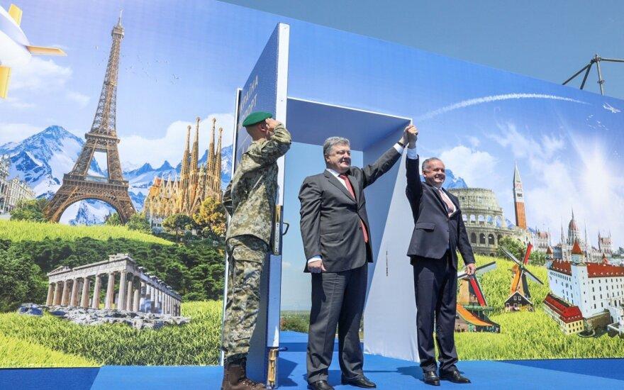 Per Ukrainos ir ES viršūnių susitikimą bus aptartos tolimesnės Ukrainos reformos