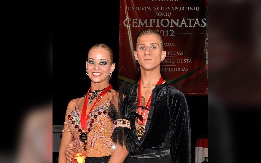 Valerijus ir Olga Osadčenkos