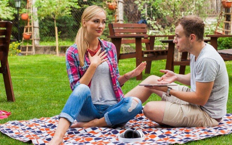 Zodiako ženklas ir charakteris: ko geriau neįrodinėti savo draugui, jei jis...