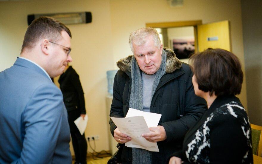 Laurynas Kasčiūnas, Arvydas Anušauskas, Rasa Juknevčienė