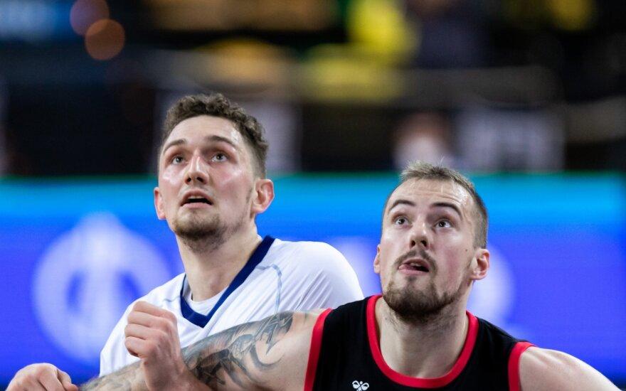Naudingas lietuvių žaidimas neišgelbėjo Santjago de Kompostelos ekipos