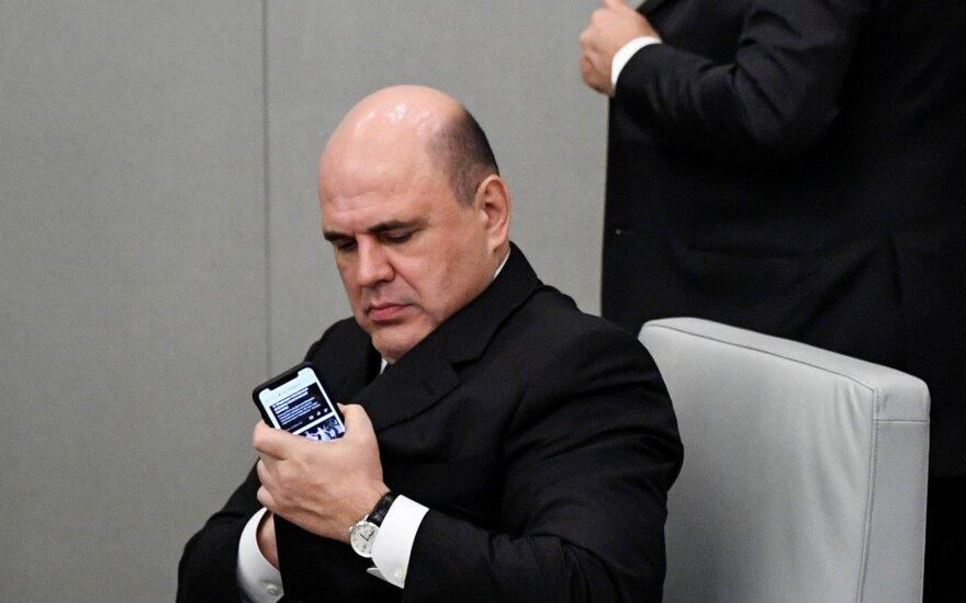 Michailas Mišustinas
