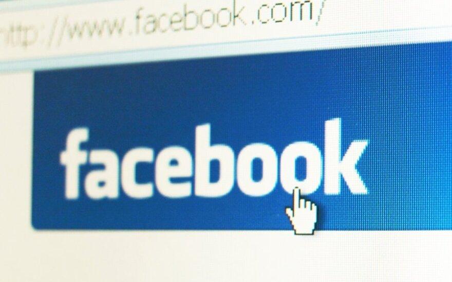 """""""Facebook""""– liūdesio ir pavydo kurstytojas?"""