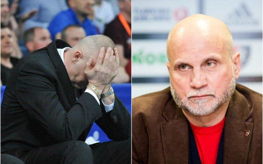 Rimas Kurtinaitis ir Gedvydas Vainauskas