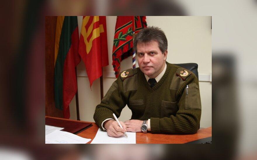 J.V.Žukas. Kariuomenės atsisakymas Lietuvai būtų pražūtingas