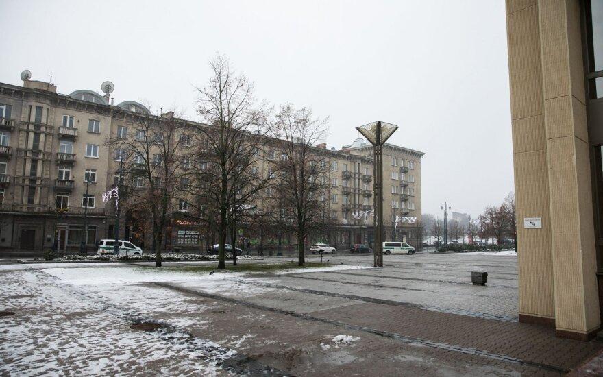 Dėl protesto akcijos prie Seimo bus laikinų eismo ribojimų