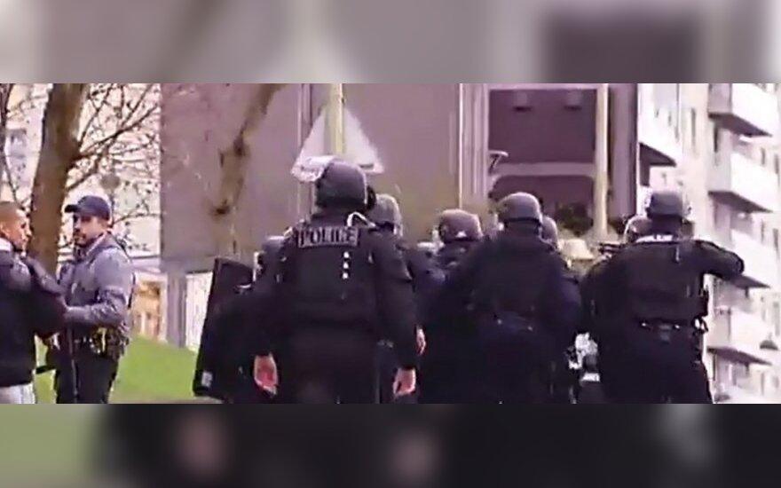 Slaptosios tarnybos: išpuoliai Prancūzijoje – tik pradžia