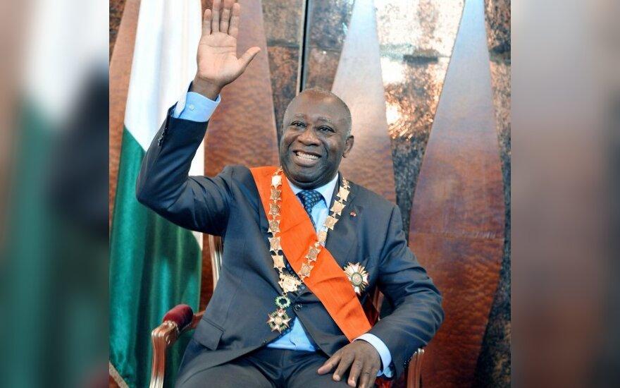 Laurentas Gbagbo