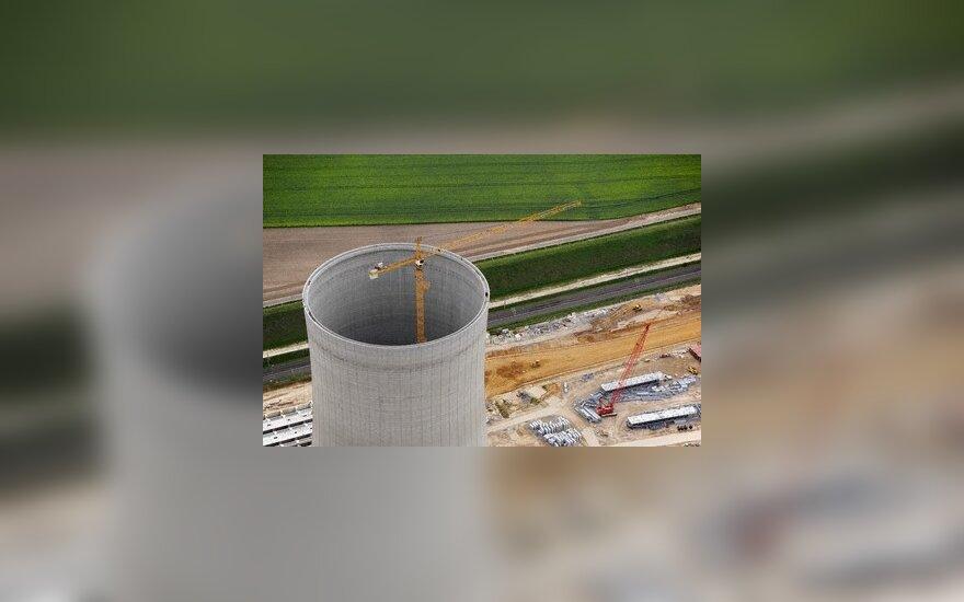 """""""DnB Nord"""": naujos AE statybos projektas yra labai rizikingas"""