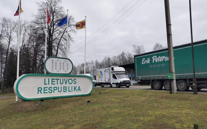 Lazdijų-Ogrodnikų pasienio kontrolės punktas