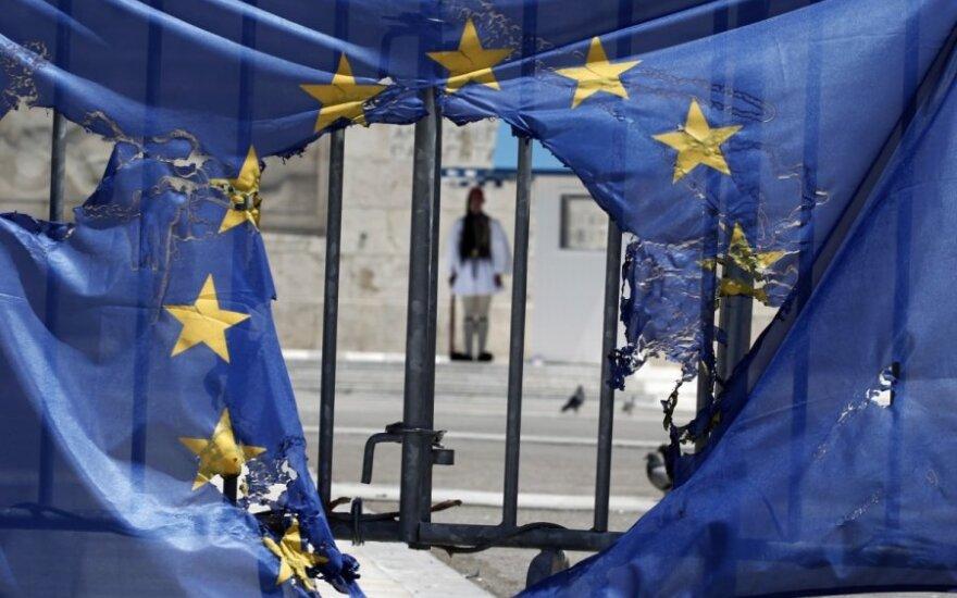 Kodėl nusiviliama ES?