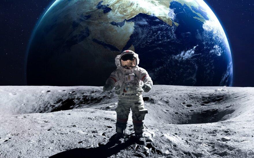 Lenkijoje esančiame bunkeryje – unikalių galimybė astronautikos gerbėjams: siūlo pasijausti tarsi tikrame kosmose
