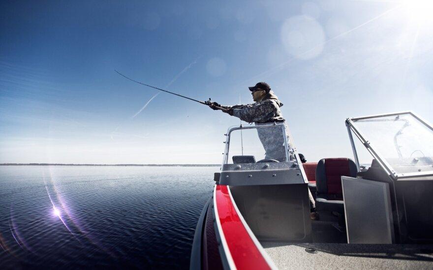 Atostogos prie Baltijos: kur ir kaip žvejoti