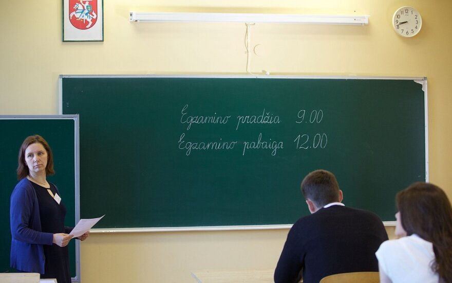 Lithuanian teachers second-worst paid in Europe