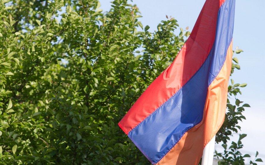 Armėnijos vėliava